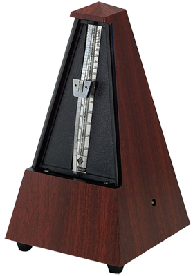 The Metronome is Your Friend